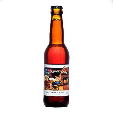 L'Hivern'Ale - Brasserie des Garrigues - Une Petite Mousse