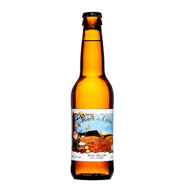 La Bière du Coing - Brasserie des Garrigues - Une Petite Mousse