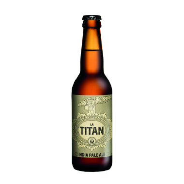 Titan - Brasserie du Bouffay - Une Petite Mousse