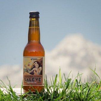 India Pale Ale du Mont Salève - Brasserie du Mont Salève - Une Petite Mousse