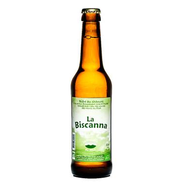 Biscanna - Brasserie du Pilat - Une Petite Mousse