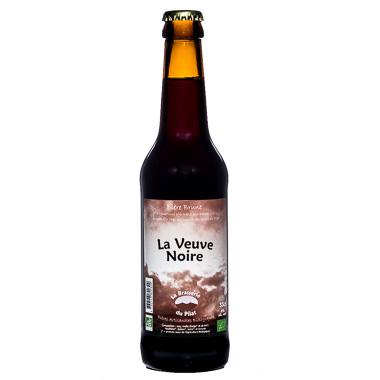 Veuve Noire - Brasserie du Pilat - Une Petite Mousse