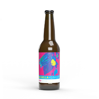 Ciao Bella - BDQ Beer Co - Une Petite Mousse