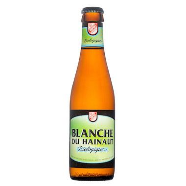 Blanche du Hainaut - Brasserie Dupont - Une Petite Mousse