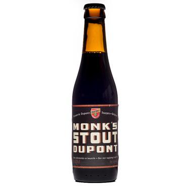 Monk's Stout Dupont - Brasserie Dupont - Une Petite Mousse