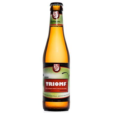 Triomf Bio - Brasserie Dupont - Une Petite Mousse