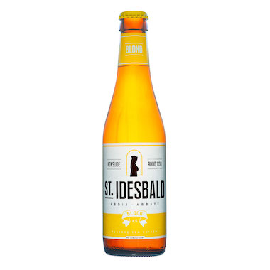 St Idesbald Blonde - Brasserie Huyghe - Une Petite Mousse