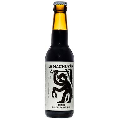 La Machurée - Brasserie Stéphanoise - Une Petite Mousse