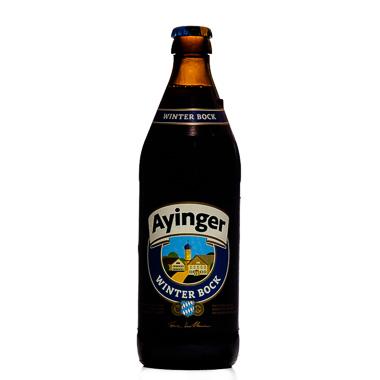 Ayinger Winter bock - Brauerei Aying - Une Petite Mousse