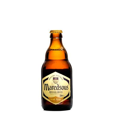 Maredsous Blonde - Breendonk-Puurs - Une Petite Mousse