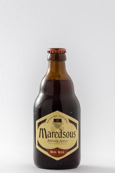 Maredsous Brune - Breendonk-Puurs - Une Petite Mousse