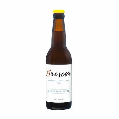 Barberousette - Brasserie Artisanale Brescou - Une Petite Mousse