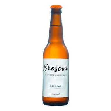 Mistral - Brasserie Artisanale Brescou - Une Petite Mousse
