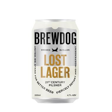 Lost Lager - Brewdog - Une Petite Mousse