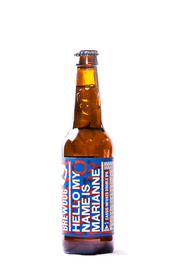 Hello My Name Is Marianne - Brewdog - Une Petite Mousse