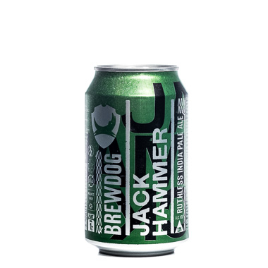 Jack Hammer - Brewdog - Une Petite Mousse