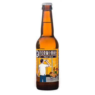 Terminal Pale Ale - Brewfist - Une Petite Mousse