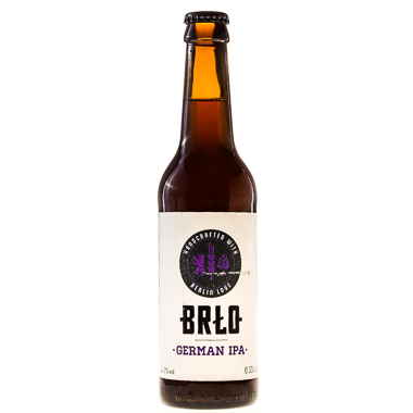 German IPA - BRLO - Une Petite Mousse