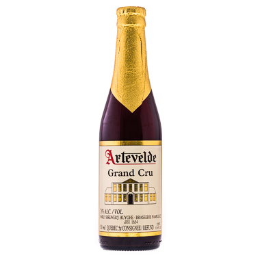 Artevelde Grand Cru - Brouwerij Huyghe - Une Petite Mousse