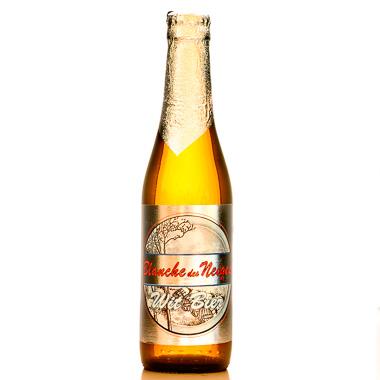 Blanche Des Neiges - Brouwerij Huyghe - Une Petite Mousse