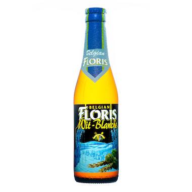 Floris Blanche - Brouwerij Huyghe - Une Petite Mousse