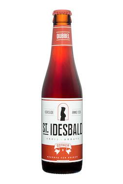 St Idesbald Dubbel - Brouwerij Huyghe - Une Petite Mousse
