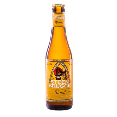 Steenbrugge Blond - Brouwerij Palm - Une Petite Mousse