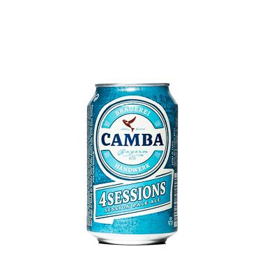 4 Sessions IPA - Camba Bavaria - Une Petite Mousse