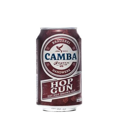 Hop Gun - Camba Bavaria - Une Petite Mousse