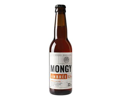 Mongy Ambrée - Cambier - Une Petite Mousse