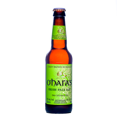 O'Hara's Irish Pale Ale - Carlow Brewing Company - Une Petite Mousse