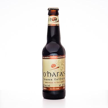 O'Hara's Leann Folláin - Carlow Brewing Company - Une Petite Mousse