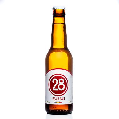 Caulier 28 Pale Ale - Caulier Developpement (La Maison Caulier) - Une Petite Mousse