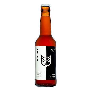 Mald'IPA Bio - Cerveses Lluna - Une Petite Mousse