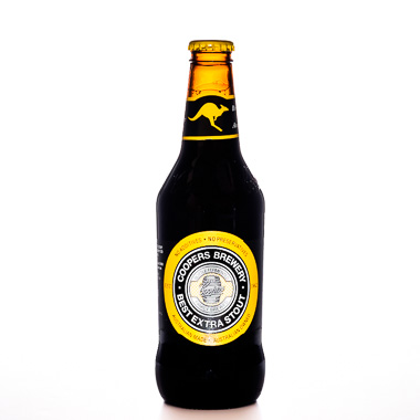 Coopers Best Extra Stout - Coopers Brewery - Une Petite Mousse