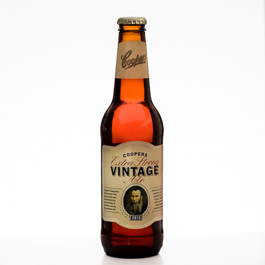 Coopers Extra Strong Vintage Ale - Coopers Brewery - Une Petite Mousse