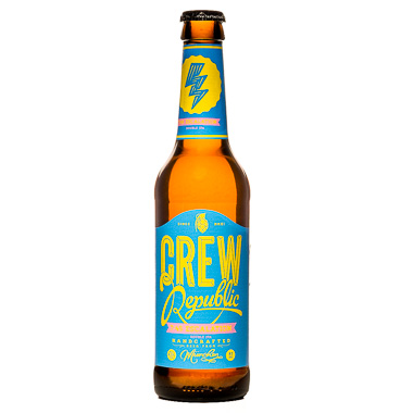 CREW Republic 7:45 Escalation - CREW Republic Brewery - Une Petite Mousse