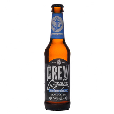 Drunken Sailor - CREW Republic Brewery - Une Petite Mousse