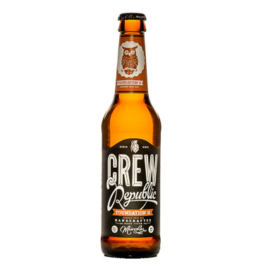 Foundation 11 - CREW Republic Brewery - Une Petite Mousse