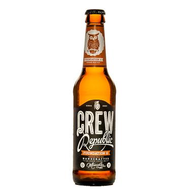 Foundation 11 - CREW Republic Brewery - Une Petite Mousse