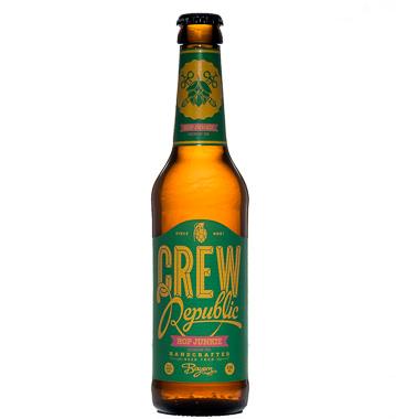 Hop Junkie - CREW Republic Brewery - Une Petite Mousse