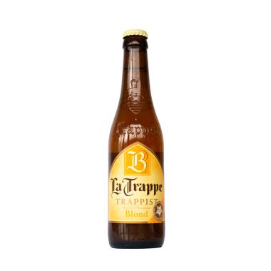 Trappe Blond - De Koningshoeven - Une Petite Mousse