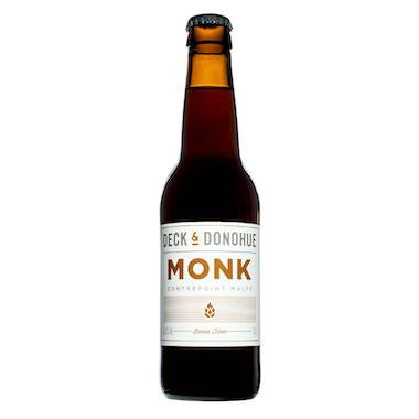 Monk D&D - Deck & Donohue  - Une Petite Mousse