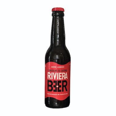 Riviera Beer Ambrée - De l'Esterel - Une Petite Mousse