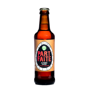 Part Faite Alt Bier - Des Suds - Une Petite Mousse