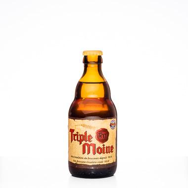 Triple Moine - Du Bocq - Une Petite Mousse