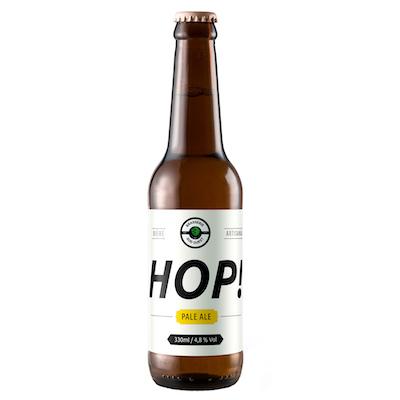 Hop ! Pale ale - Du sud ouest - Une Petite Mousse