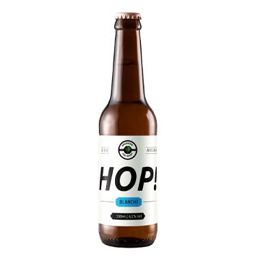 La Hop Blanche - Du Sud-Ouest - Une Petite Mousse
