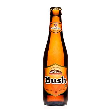 Bush Ambrée - Dubuisson - Une Petite Mousse