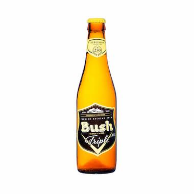 Bush Blonde Triple - Dubuisson - Une Petite Mousse